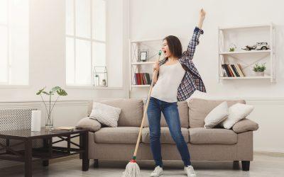 Generalno čiščenje stanovanja