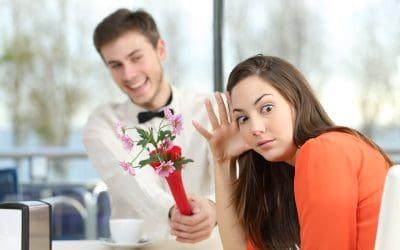 Kako na zmenku reči ne