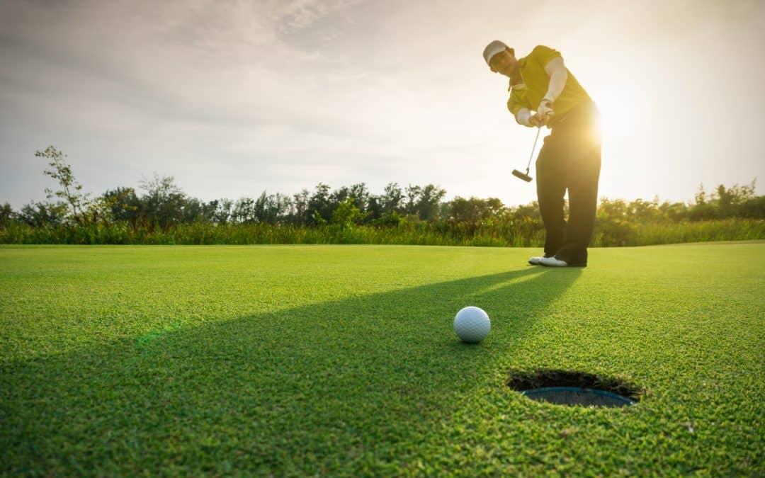 Kako pričeti z golfom