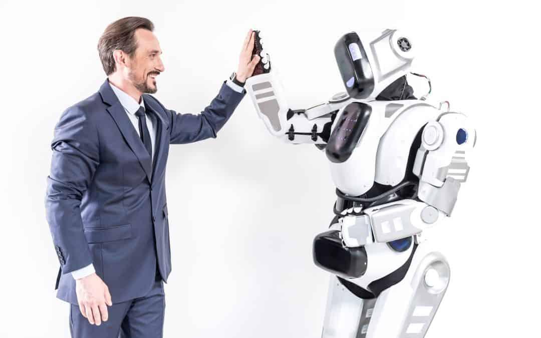 Lahko robot zamenja človeka