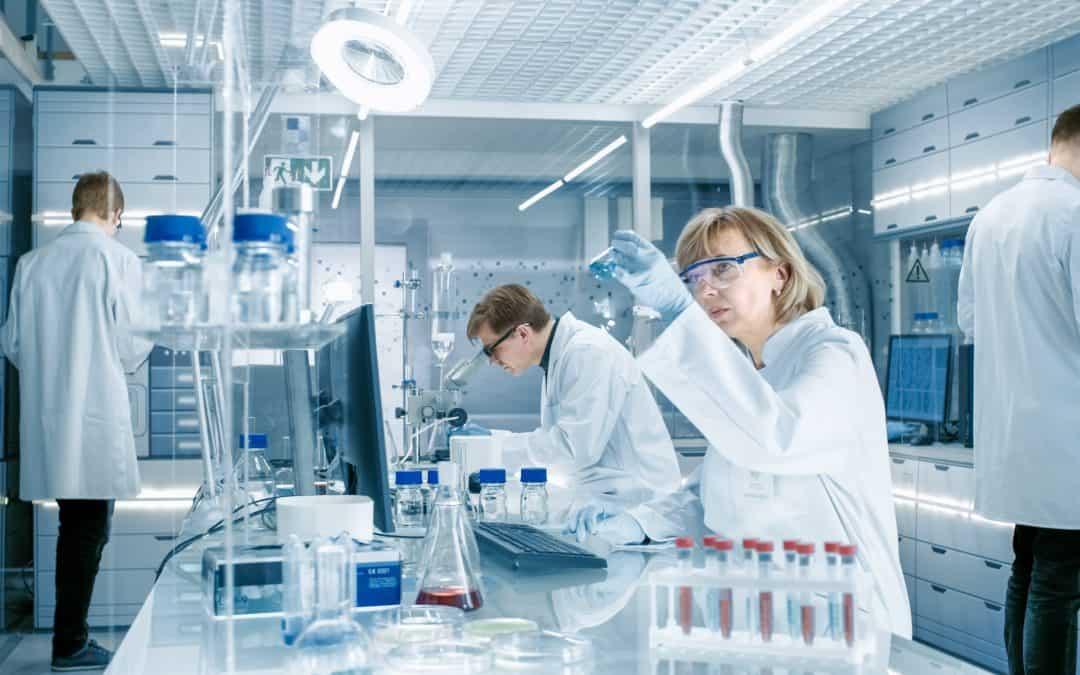 Pomembni znanstveniki